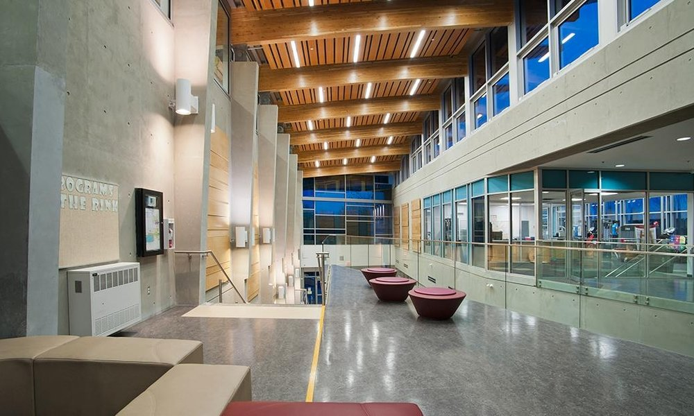 TROUT LAKE CENTRE - LOCATION: VANCOUVERRECEPTION: 200 | DINING: 120