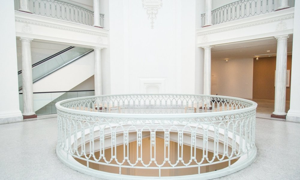 VANCOUVER ART GALLERY - LOCATION: VANCOUVERRECEPTION: 700 | DINING: 250