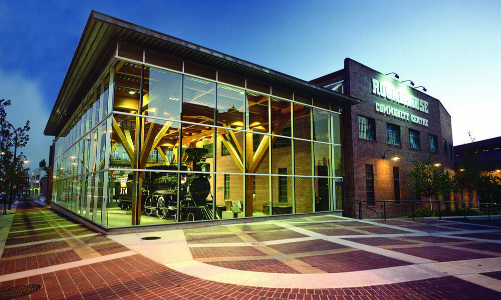 THE ROUNDHOUSE - LOCATION: VANCOUVERRECEPTION: 500 | DINING: 360