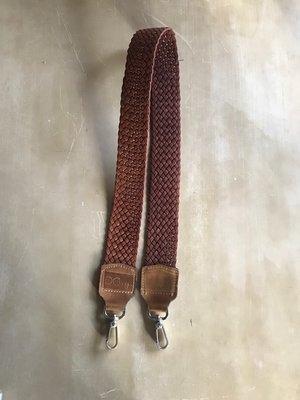 03c5728485ee Braided Bag Strap - Tan 221