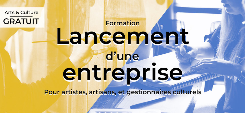 In collaboration with EDE-Entrepreneurs, AARTEN presents a unique opportunity to acquire the skills to start your business.   Source: http://www.aarten.org/.  The training allows the certification of professional specialization (ASP 5264), and the eligibility of loans and scholarships.