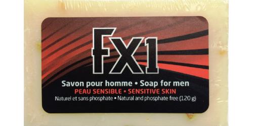 Savon naturel à l'huile d'olive FX1