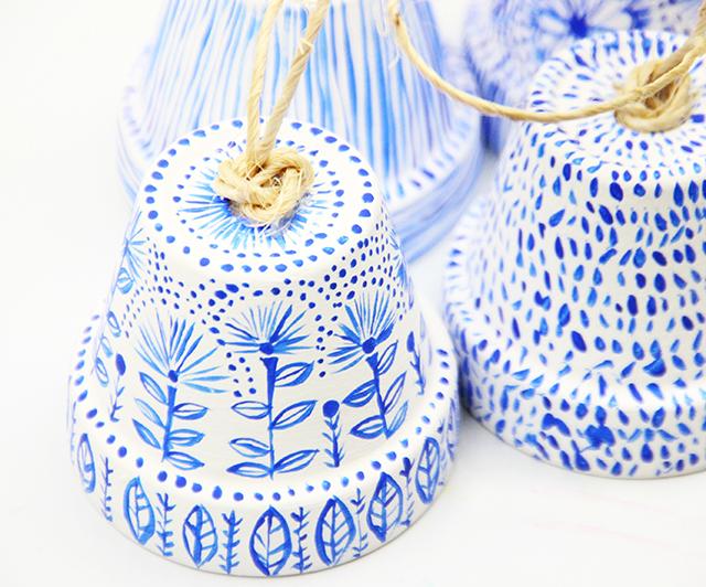 Flower Pot Bells