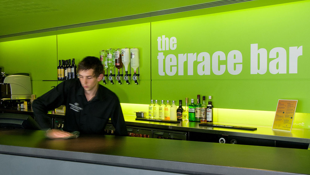 The Terrace Bar, Winchester