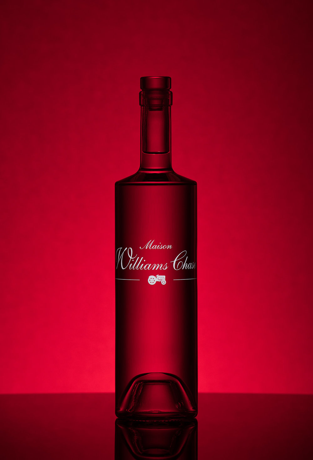 Maison Williams Chase Wine Bottle