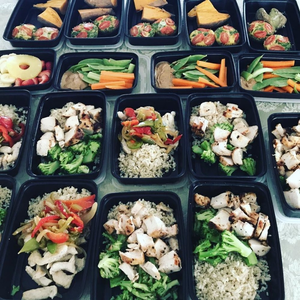 Pack your meals if you have to take them with you on-the-go.