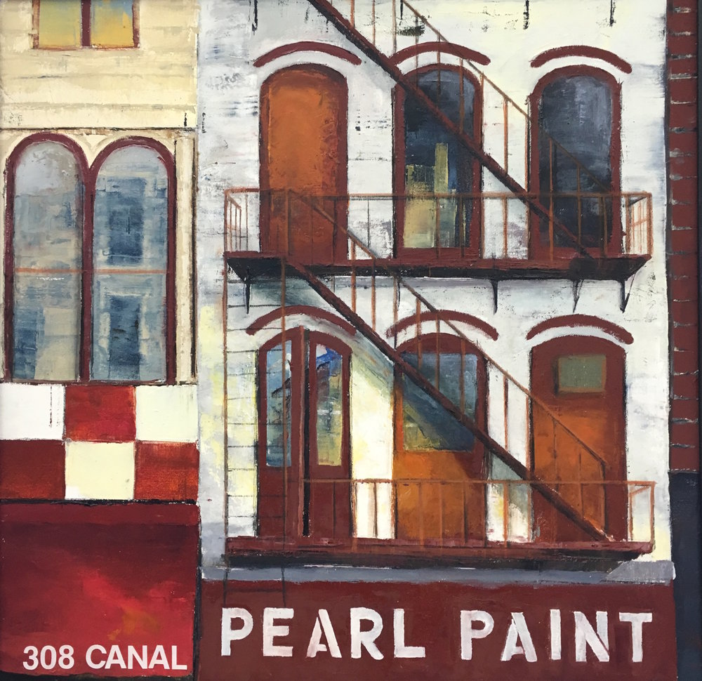 Pearl Paint