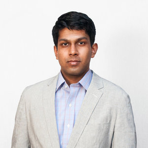 Atul Prasad   Atul joined Locus to solve natural language processing problems using machine learning. He works on computer-aided classification, developing algorithms that use financial documents to automatically classify companies into the Locus system.  Atul graduated with honors from the University of Chicago in 2017, with a BS in Mathematics and Computer Science. He likes Impressionist art, analytic philosophy, and word games.