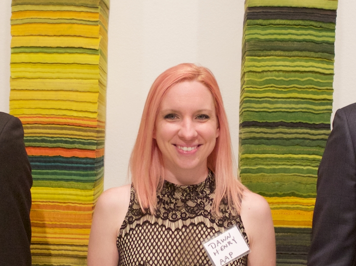Dawn Henry  - Exhibitions and Membership Coordinator