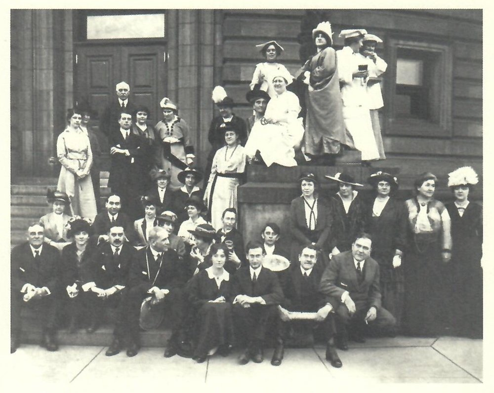 AAP Board of Directors, 1915.