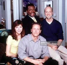 The Weber Show cast: Amy Pietz, Steven Weber, Chris Elliot, Wendell Pierce.