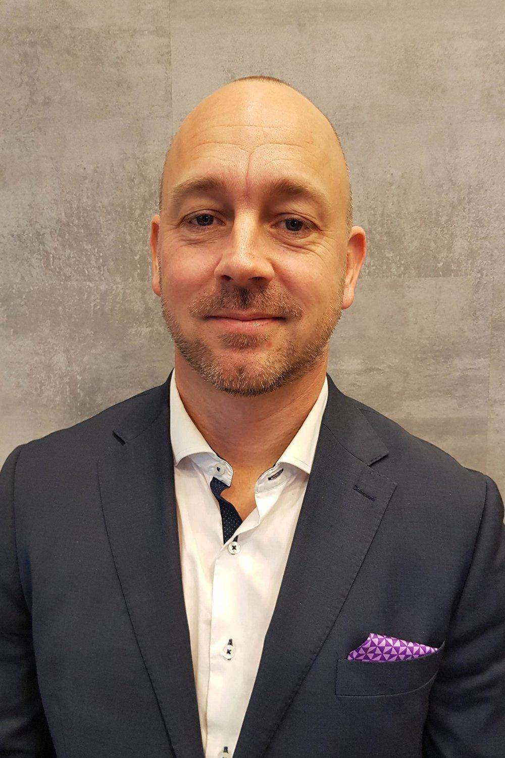 Øyvind Abelvik  Salgsdirektør, Miklagard Resort