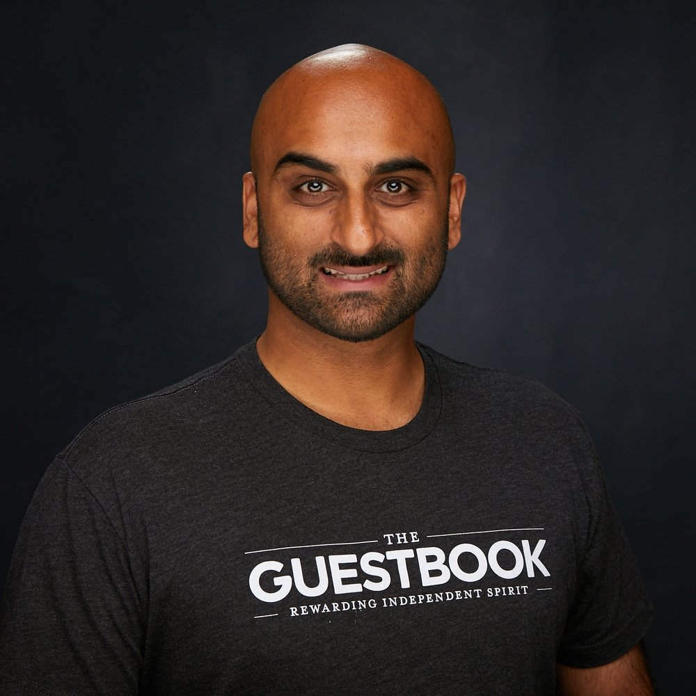 Dev Dugal  Director of Sales @  The Guestbook
