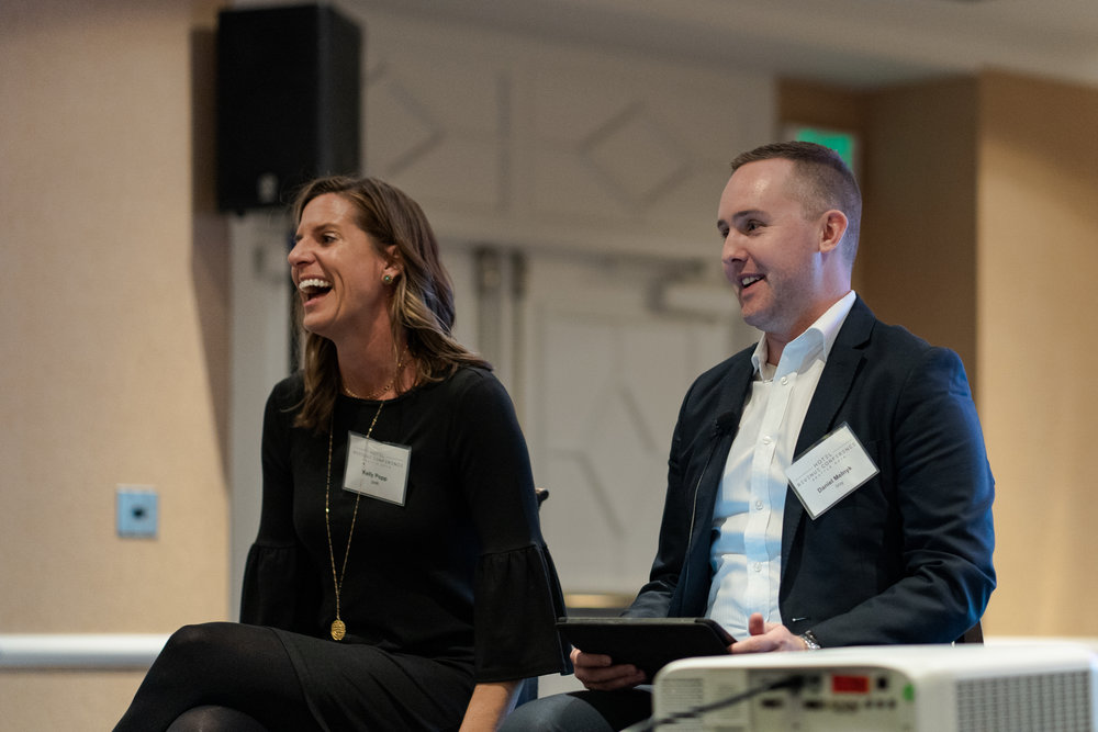 Dynamic leaders sharing real-world experience   Our speakers represent the elite of today's brightest and most-innovative companies tackling real-world challenges.   Learn More