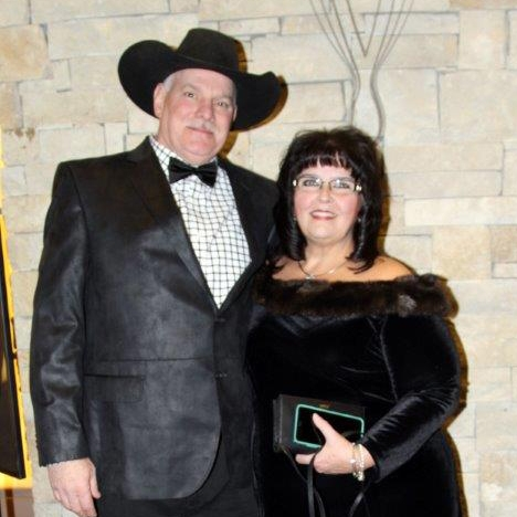 Mike Barr and Dr. Cindy Porter