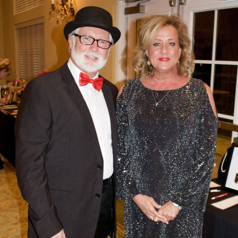 Brett Muncrief and Jill McMahan