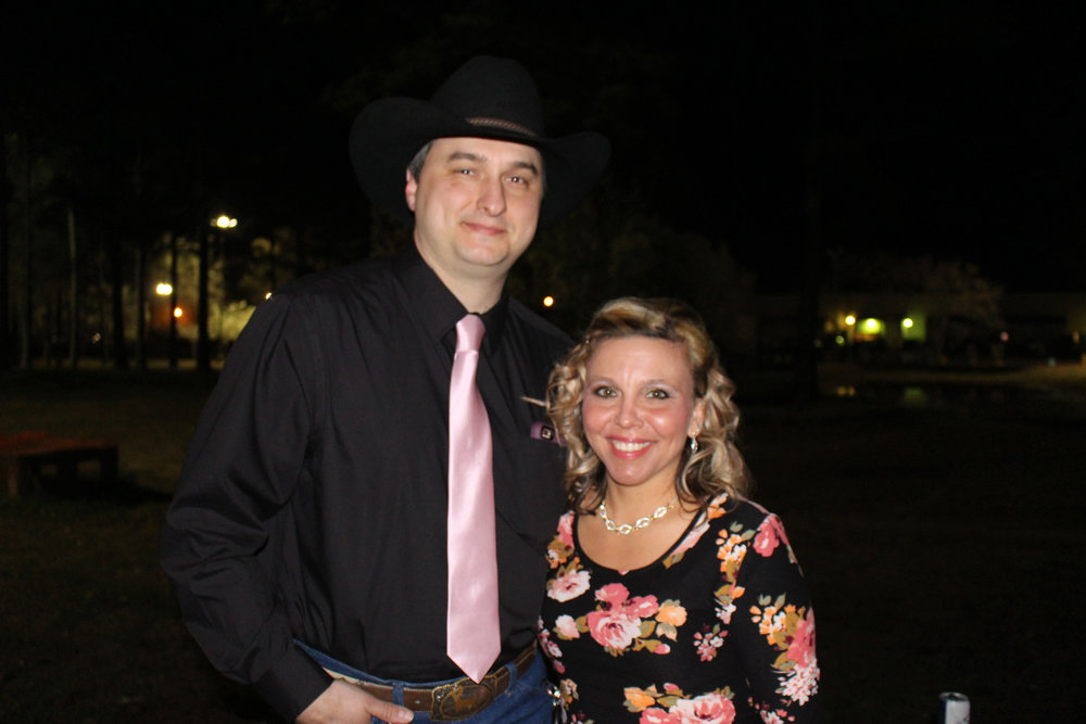 Justin and Sandra Browning