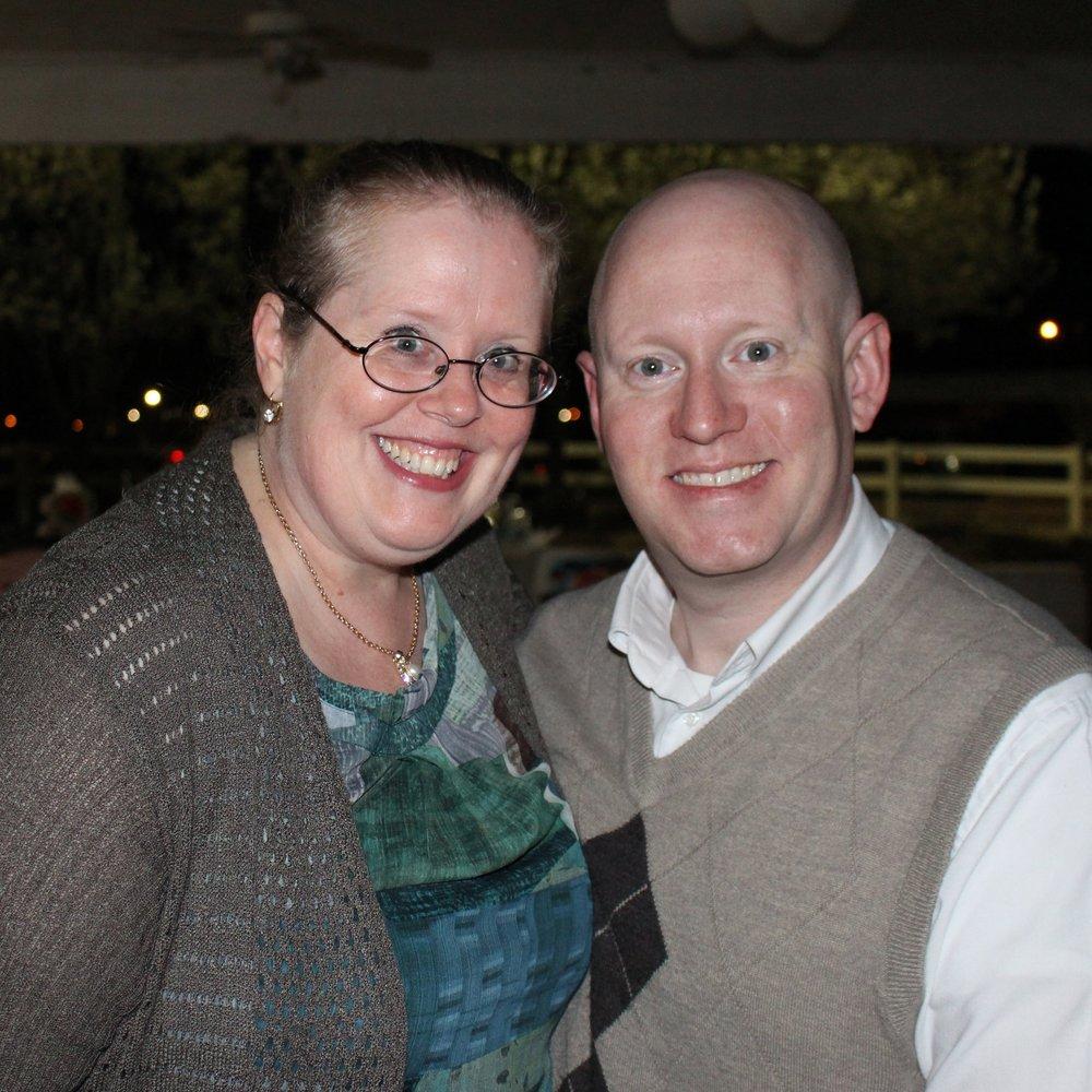 Stephanie and James Syler