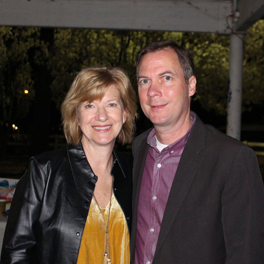 Cathy and Mark Van Herpen