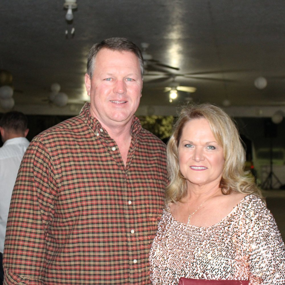 Robert and Samantha Rogers
