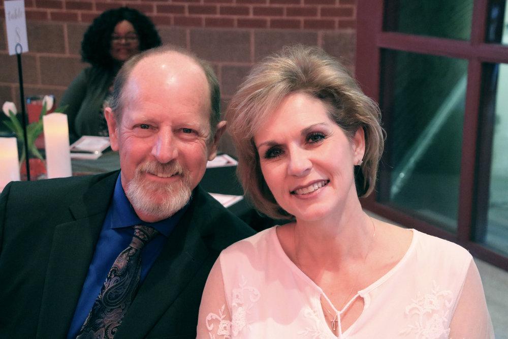 Roger and Lisa Douglas