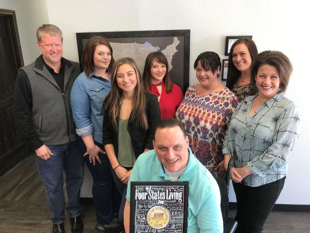 KELLER WILLIAMS REALTY: CHAD RANEY TEAM – Mark Mittelman, Allison Thomas, Allison Wright, Amanda Ables, Chad Raney, Jennifer McCann, Kristi McKamie and Amy Durmond