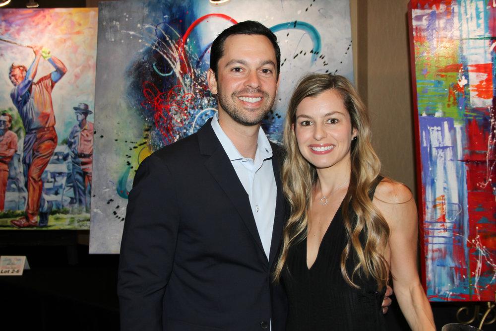 Adam and Jess Glick
