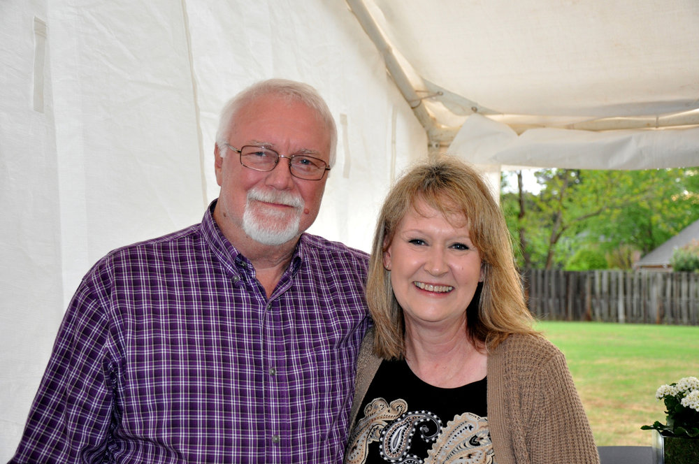 Bob and Lesli White