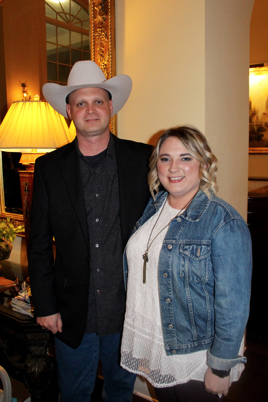 Jody and Jennifer Sellers