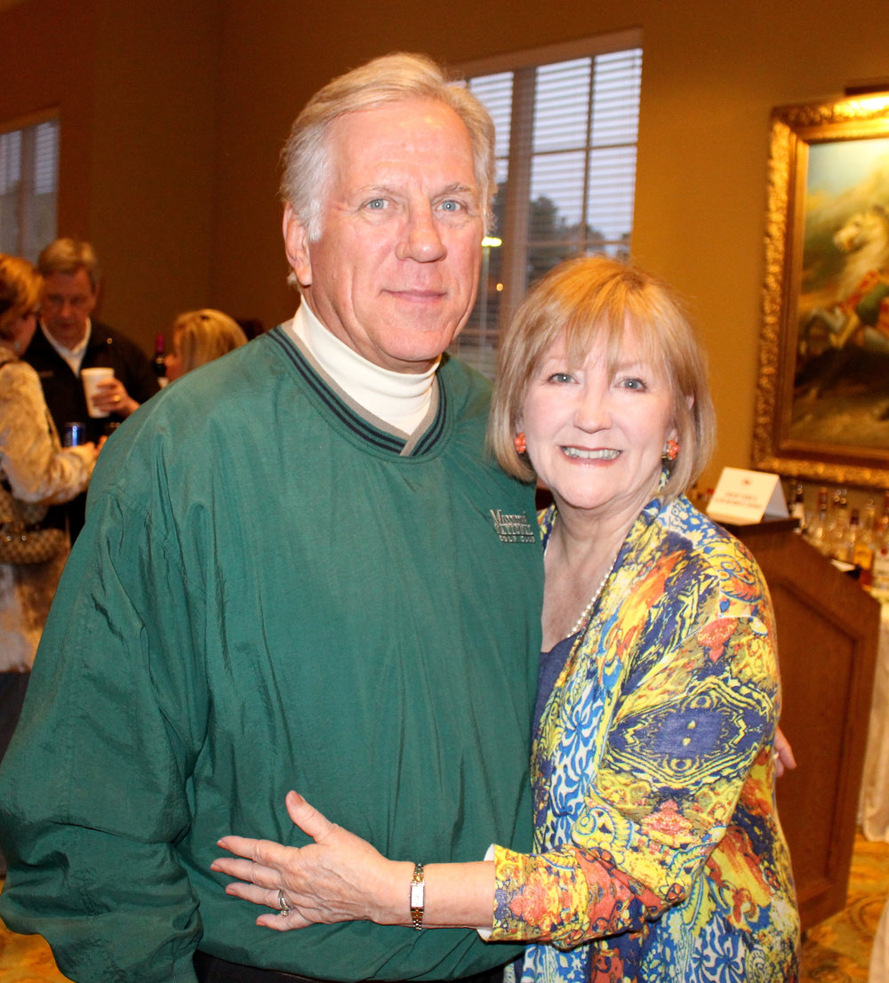 Randy and Becky Moore