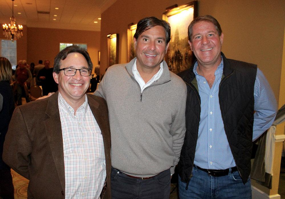 Joe Nichols, Thomas Fuqua and Vickers Fuqua