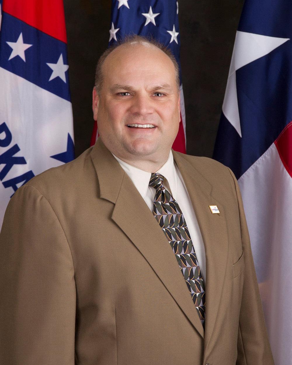 Eric Voyles – Executive VP, Chief Eco Development Officer; TexAmericas Center