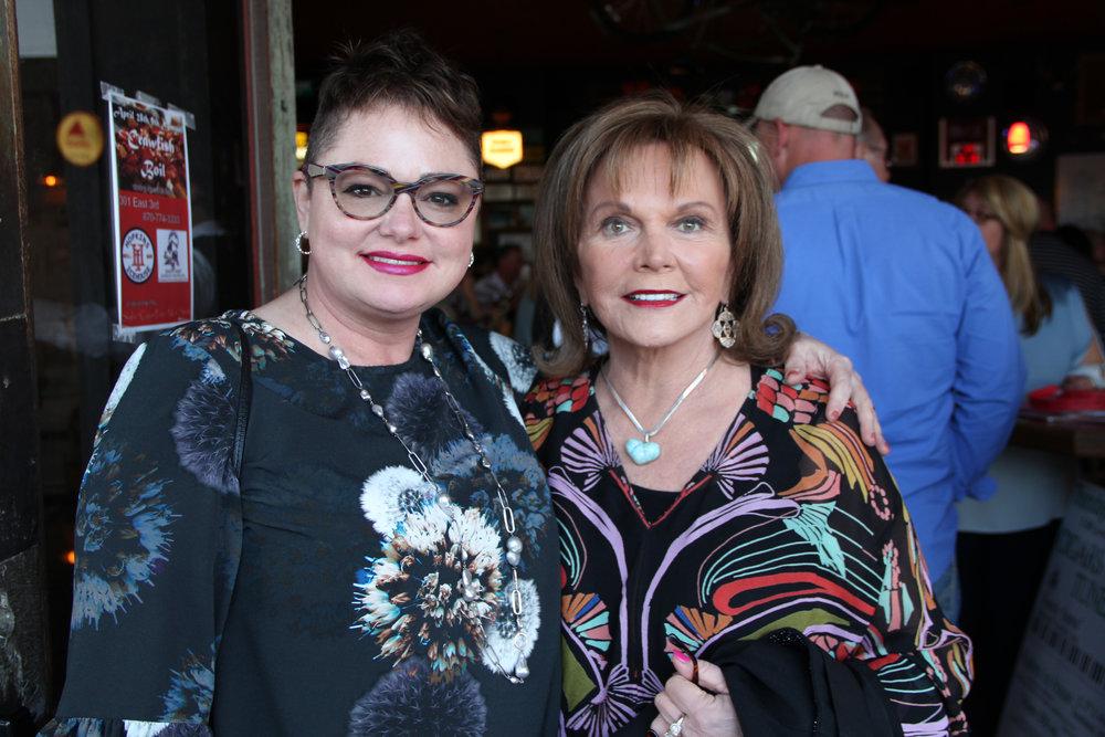 Helen Mobley and Lawanda Rich
