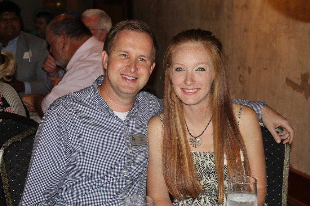 David and Laura Orr