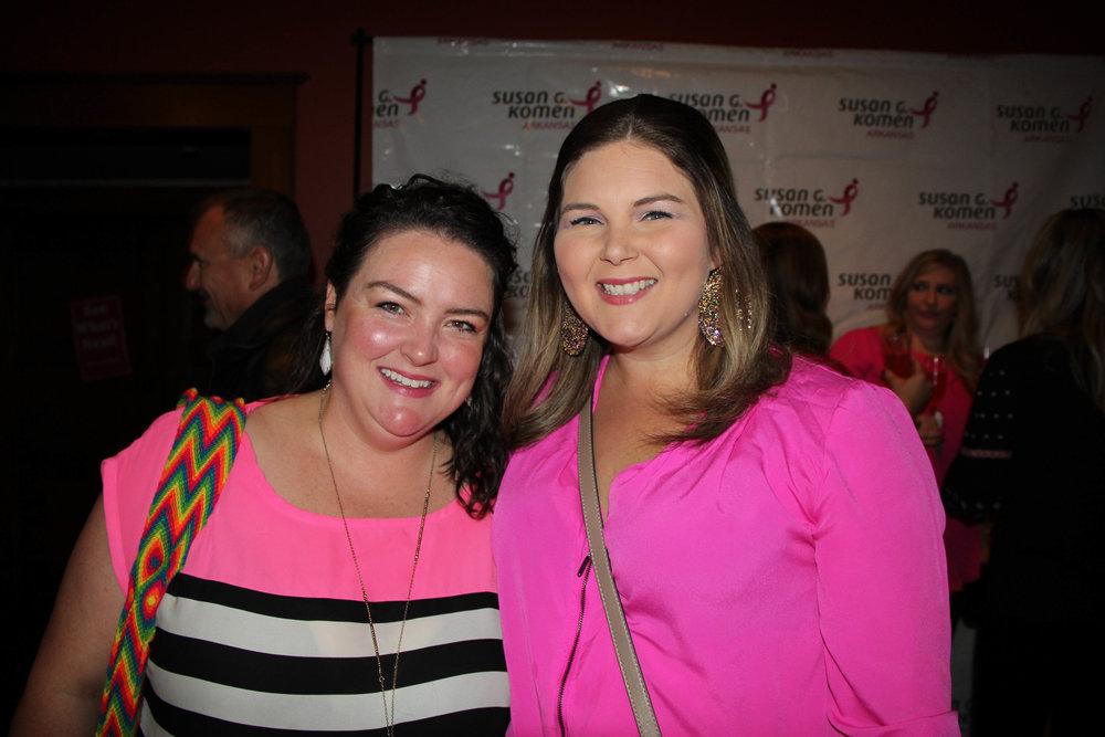 Raegan Rice and Lisa Porterfield Thompson