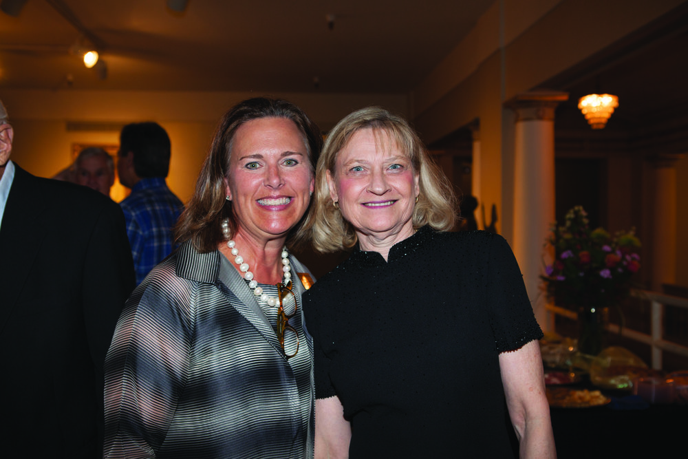 Megan Schroeder and Dr. Susan Keeney