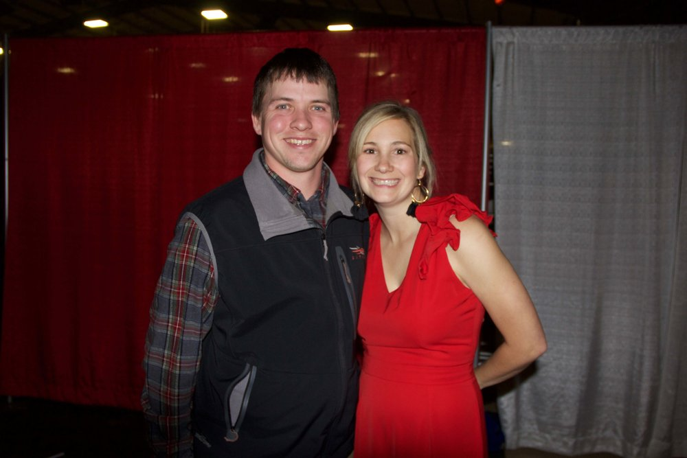 Owen and Holly Dickeson