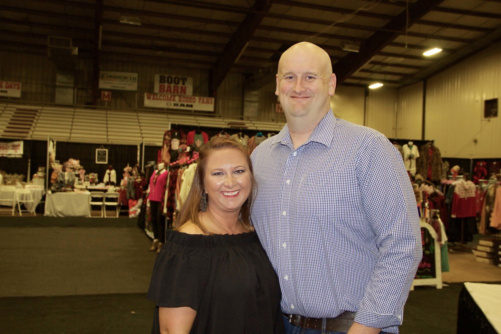 Jessica Plant and Greg Cook