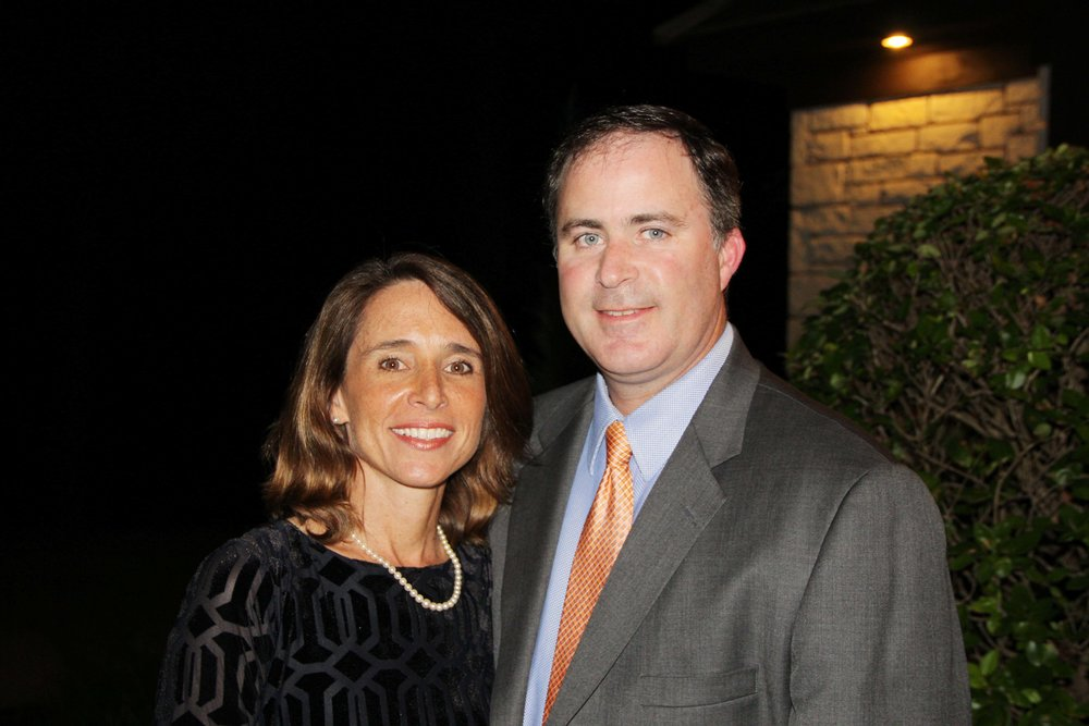 Jessica and Judge Bill Miller