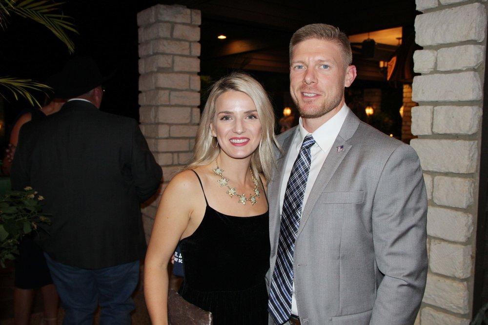 Amanda and Micah Harp