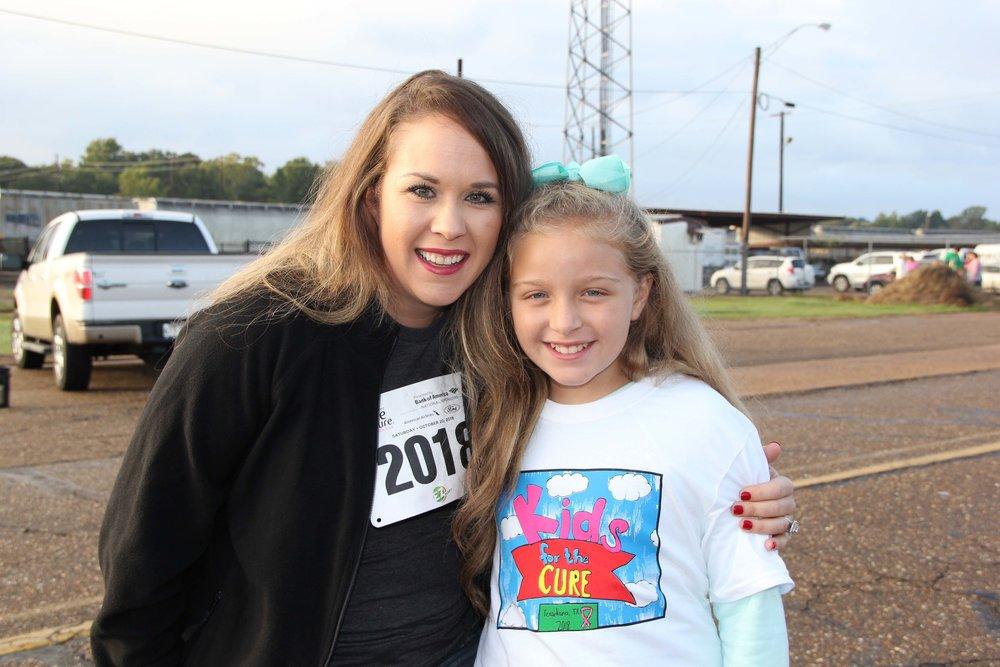 Brooke and Kilee Johnson