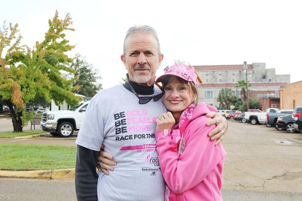 Doug and Linda Fleet