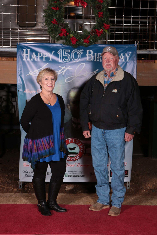 Eileen and Larry Stearman
