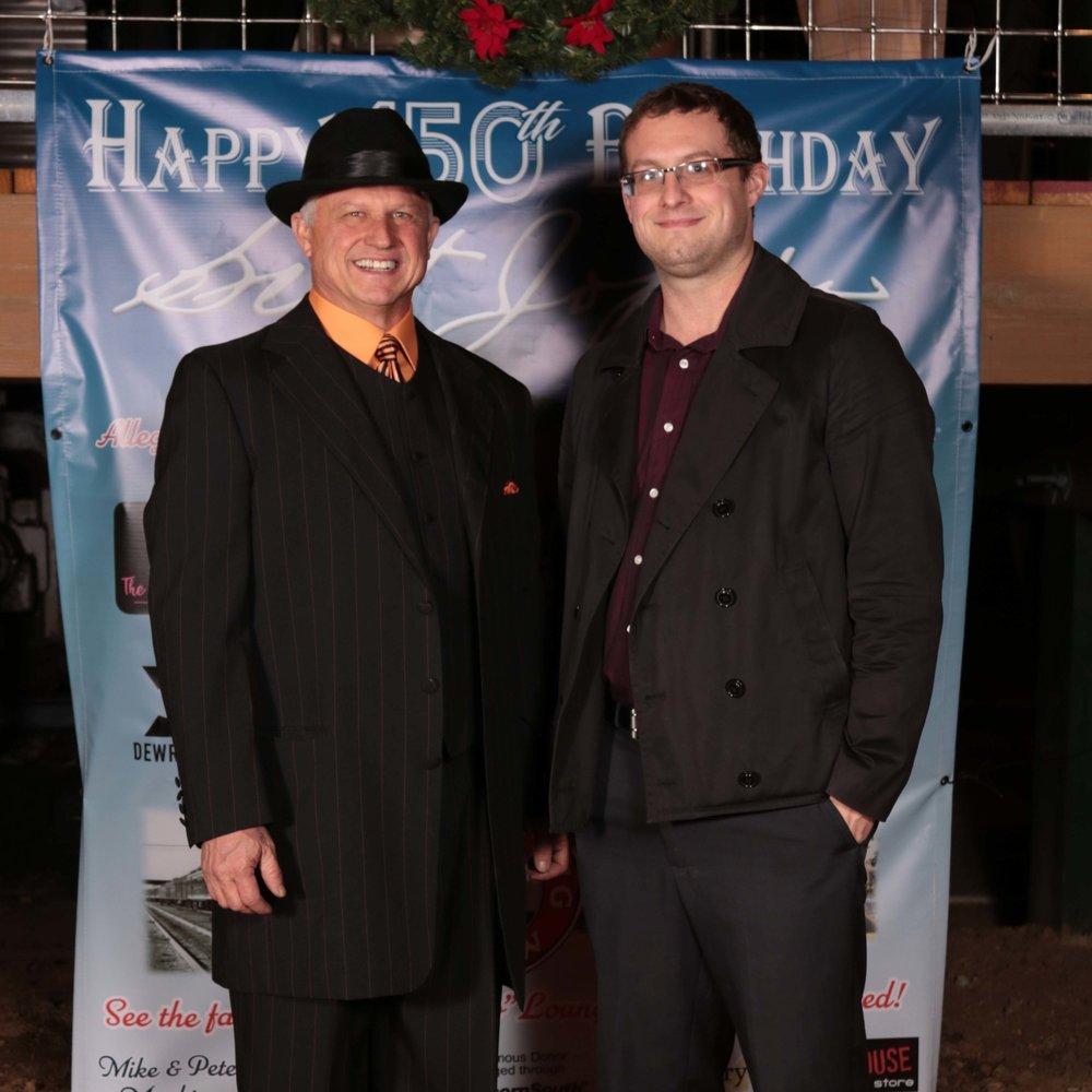 David Peavy and Nicholas Peavy