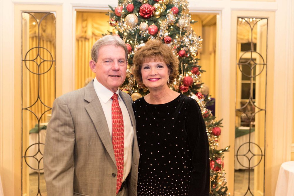 Marshall and Sheila Moore