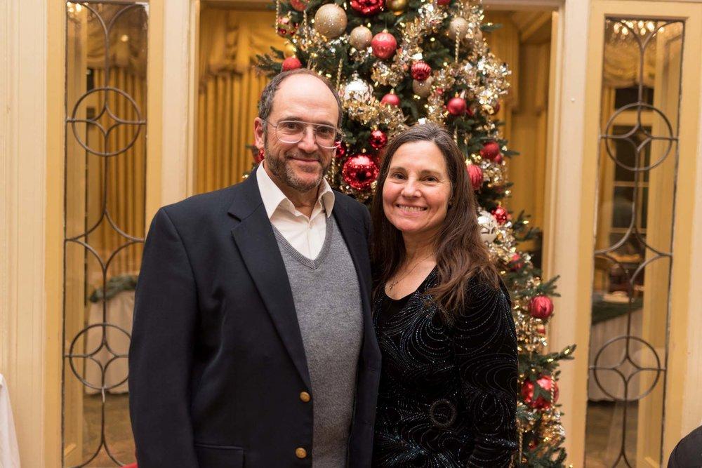 Lance and Paula Perticone