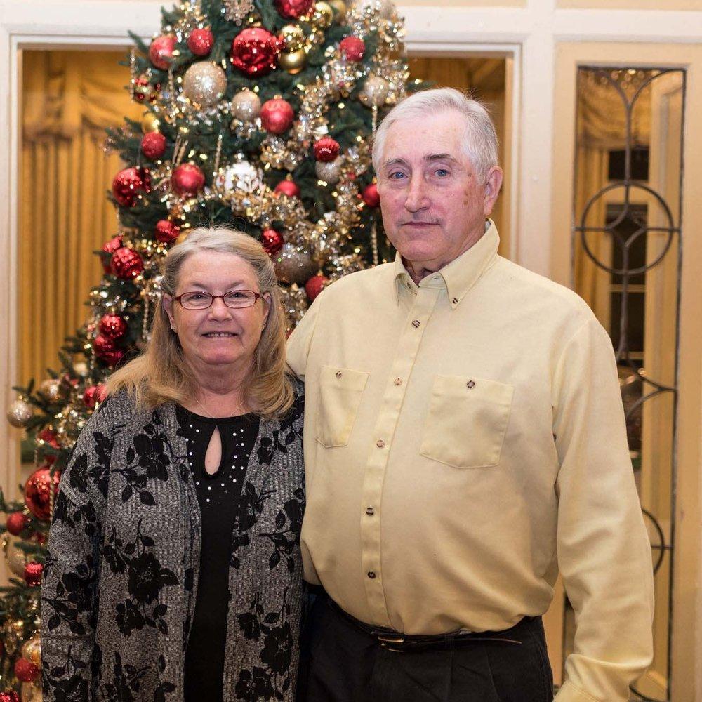 Nelda and Doug Riggs