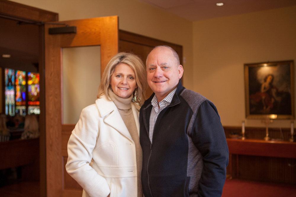 Marsha and Bill Keopple