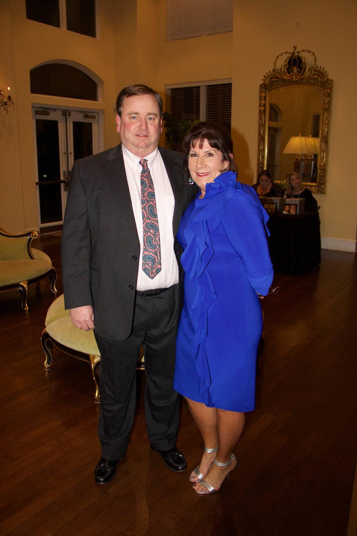 Bill and Sandy Varner