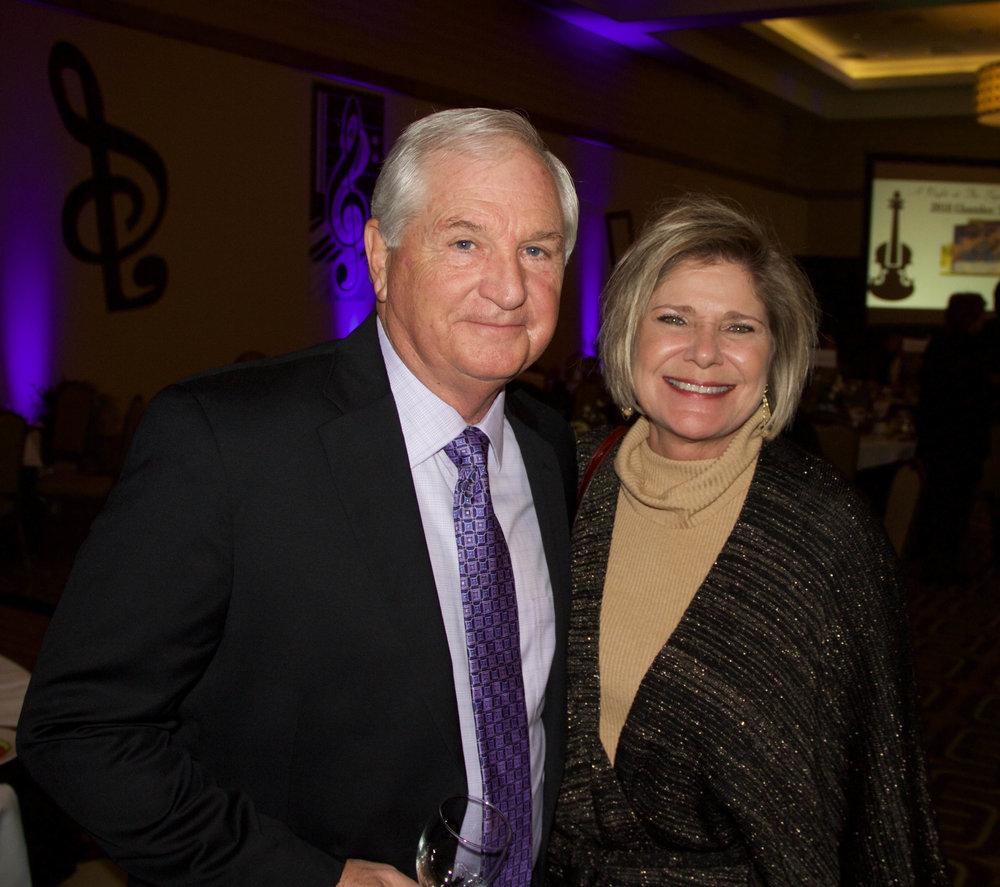 Ted and Elaine Kelton